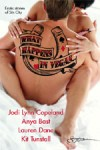 What Happens In Vegas... by Jodi Lynn Copeland, Anya Bast and Lauren Dane