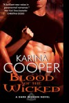 Blood of the Wicked by Karina Cooper