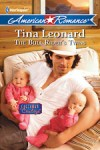The Bull Rider's Twins by Tina Leonard