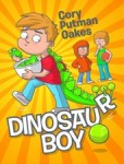 DINOSAUR BOY cover