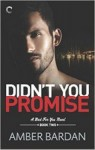 Didn't You Promise cover_Bardan 6-16